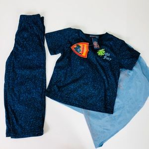Other - How to Train Your Dragon Pjs Pajamas 5T